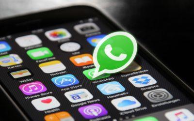 Whatsapp op je website: wat levert dat op?