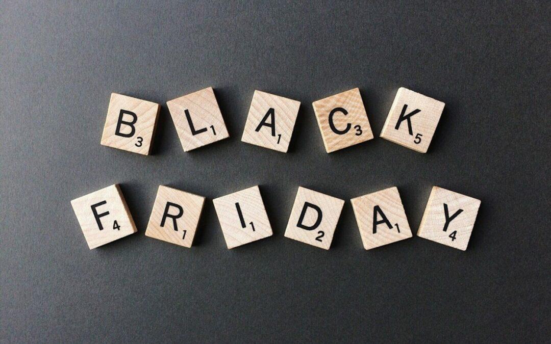 Black Friday voor ondernemers: Hoe haal jij er het maximale uit?